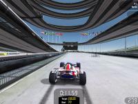 Screenshot programu TrackMania Nations ESWC CZ/SK 0.1.7.9
