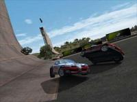 Screenshot programu Trackmania Sunrise eXtreme