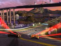 Screenshot programu Trackmania Sunrise