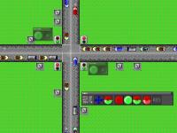 Screenshot programu Traffic Control