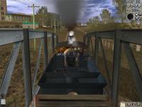 Screenshot programu Trainz Railroad Simulator 2004