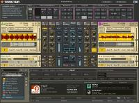 Screenshot programu Traktor DJ Studio  3.3.2.060