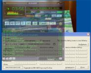 Screenshot programu TransparentFX 1.10