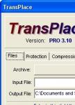 Screenshot programu TransPlace 3.10