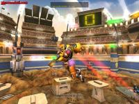 Screenshot programu Tribes: Vengeance multiplayer