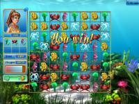 Screenshot programu Tropical Fish Shop