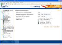 Screenshot programu TrustPort Management 2013 13.0.1.2730