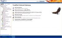 Screenshot programu TrustPort Net Gateway 6.0.0.3059