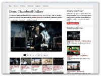 Screenshot programu Tube Press 2.4.2