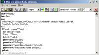 Screenshot programu Tučeditor 1.2