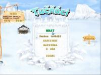 Screenshot programu Tučňáci