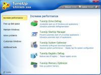 Screenshot programu TuneUp Utilities 2013 13.0.2020.14