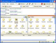 Screenshot programu TurboFTP 6.30 Build 968
