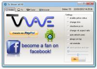 Screenshot programu Tv Wave 039