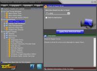 Screenshot programu Tweaking.com - Advanced System Tweaker 1.0.8