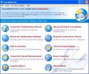 Screenshot programu TweakMASTER  2.50 Build 2822