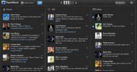 Screenshot programu TweetDeck 2.0.2