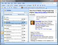Screenshot programu TwInbox 2.2.0.121