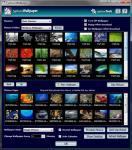 Screenshot programu TyphoonWallpaper 1.0