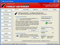Screenshot programu USB Threat Defender 1.0