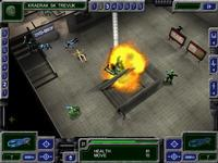 Screenshot programu UFO: Alien Invasion