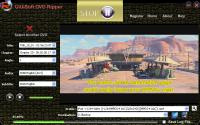 Screenshot programu UiUiSoft DVD Ripper 3.0.01