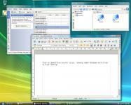 Screenshot programu Ulteo Open Virtual Desktop 3.0