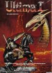 Screenshot programu Ultima I: The First Age of Darkness 1.0