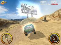Screenshot programu Ultimate Baja Madness