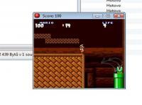 Screenshot programu Ultimate Super Mario World