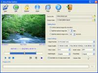 Screenshot programu Ultra Video Splitter 6.1.0116