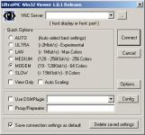 Screenshot programu UltraVNC 1.2.1.0