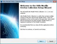 Screenshot programu Utilu Firefox Collection 1.0.6.9