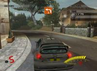 Screenshot programu V-Rally 3