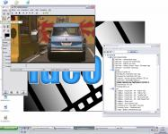 Screenshot programu VLC media player 2.2.2