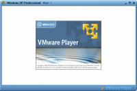 Screenshot programu VMware Player 12.1.0-3272444