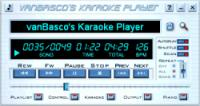 Screenshot programu vanBasco Karaoke Player 2.53