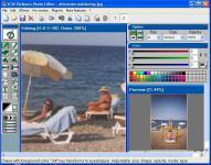 Screenshot programu VCW VicMans Photo Editor 8.1