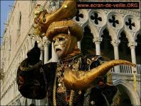 Screenshot programu Venice Carnival Screensaver EV 2.0