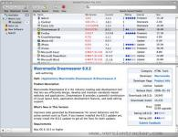 Screenshot programu VersionTracker Pro 4.5.1