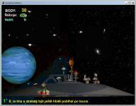 Screenshot programu Vesmírná čeština 1 2.5
