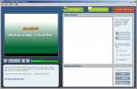 Screenshot programu Video to 3GP Converter  1.2