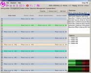 Screenshot programu VioLet Composer 0.55 Alpha