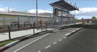 Screenshot programu Virtual RC Racing 3.1
