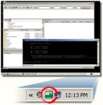 Screenshot programu VirtuaWin 4.4 Portable
