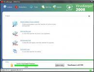 Screenshot programu VirusKeeper 2009 8.1.0
