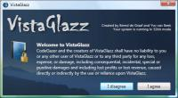 Screenshot programu Vista Glazz 2.4