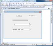 Screenshot programu Visual Studio 2008 Express Editions DVD
