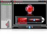Screenshot programu ViVi DVD Player 2.0