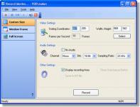 Screenshot programu VoDMaker 1.2